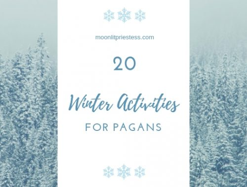 Winter Activities for Pagans