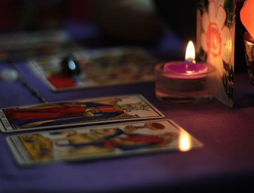 tarot, divination, magic