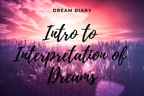 Interpretation of Dreams image